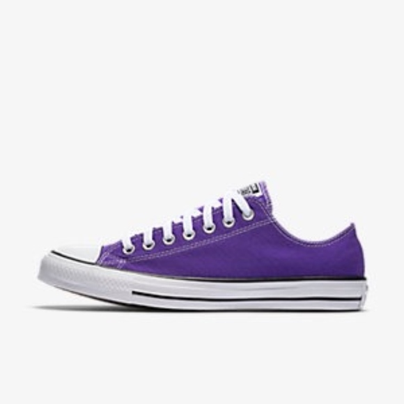 d8f12fd18095 Converse Other - CONVERSE CHUCK TAYLOR ALL STAR SEASONAL LOW TOP